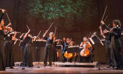 Amsterdam Sinfonietta ensemble