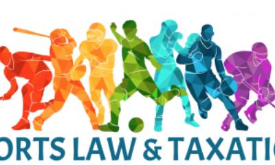 Sports law taxation