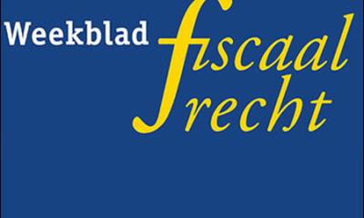 Weekblad voor Fiscaal Recht